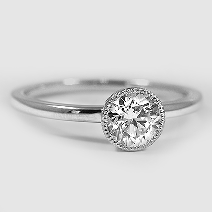 Platinum Sierra Ring