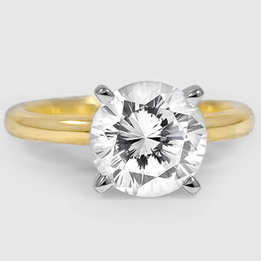 3 Carat Diamond Rings | Brilliant Earth