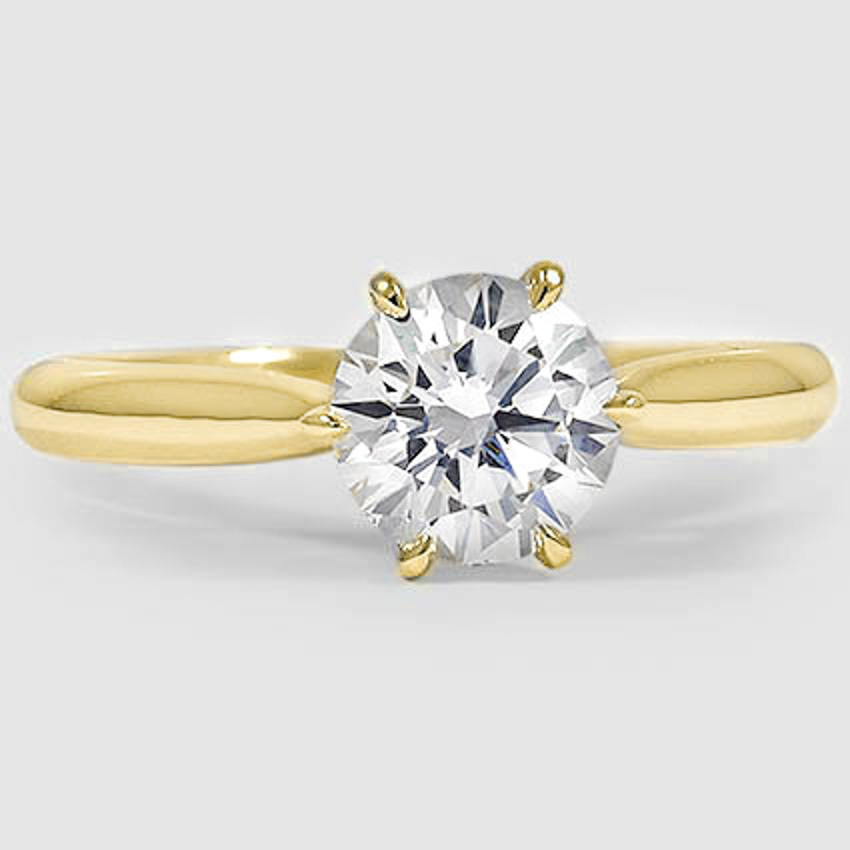 18K Yellow Gold Catalina Ring