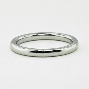 18K White Gold 2mm Comfort Fit Wedding Ring