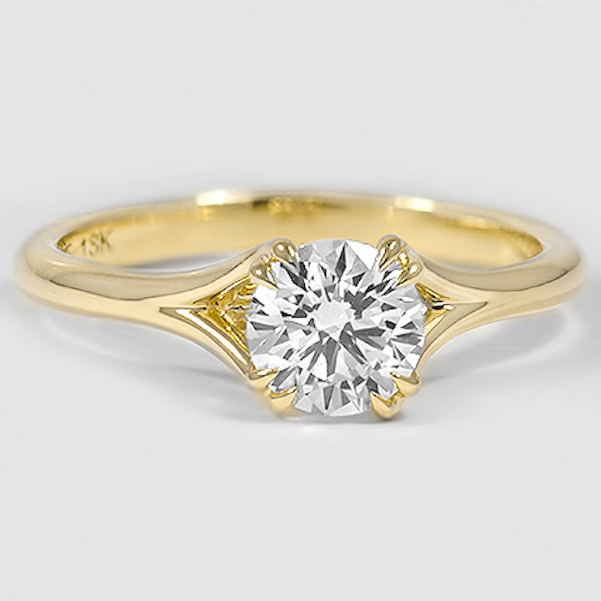 18K Yellow Gold Reverie Ring