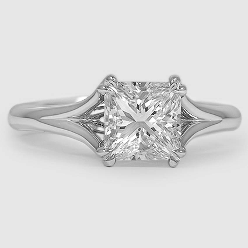 Platinum Reverie Ring