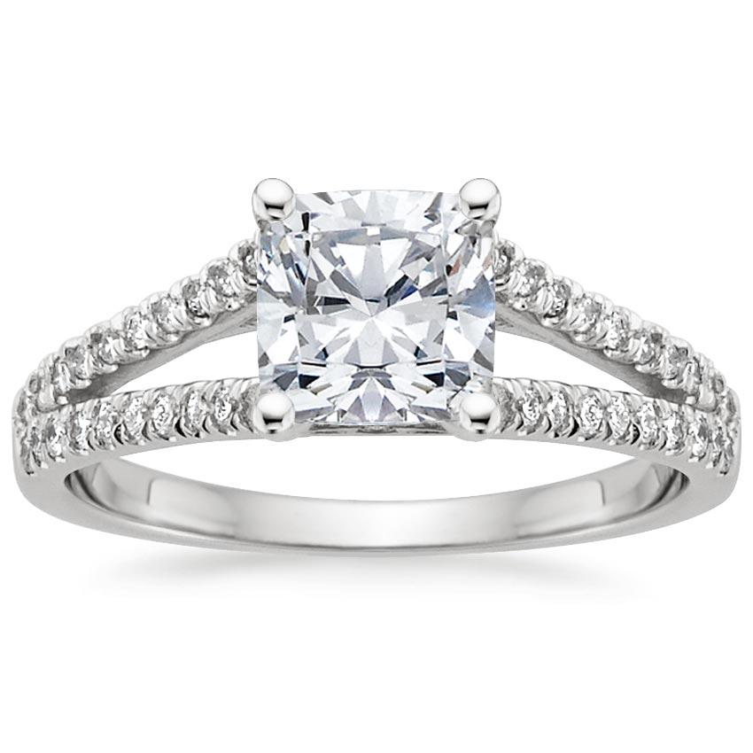 Carat Diamond Ring With Diamond Band