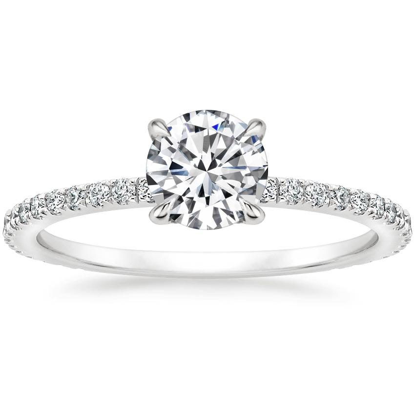 Top Twenty Engagement Rings - DEMI DIAMOND RING (1/3 CT. TW.)