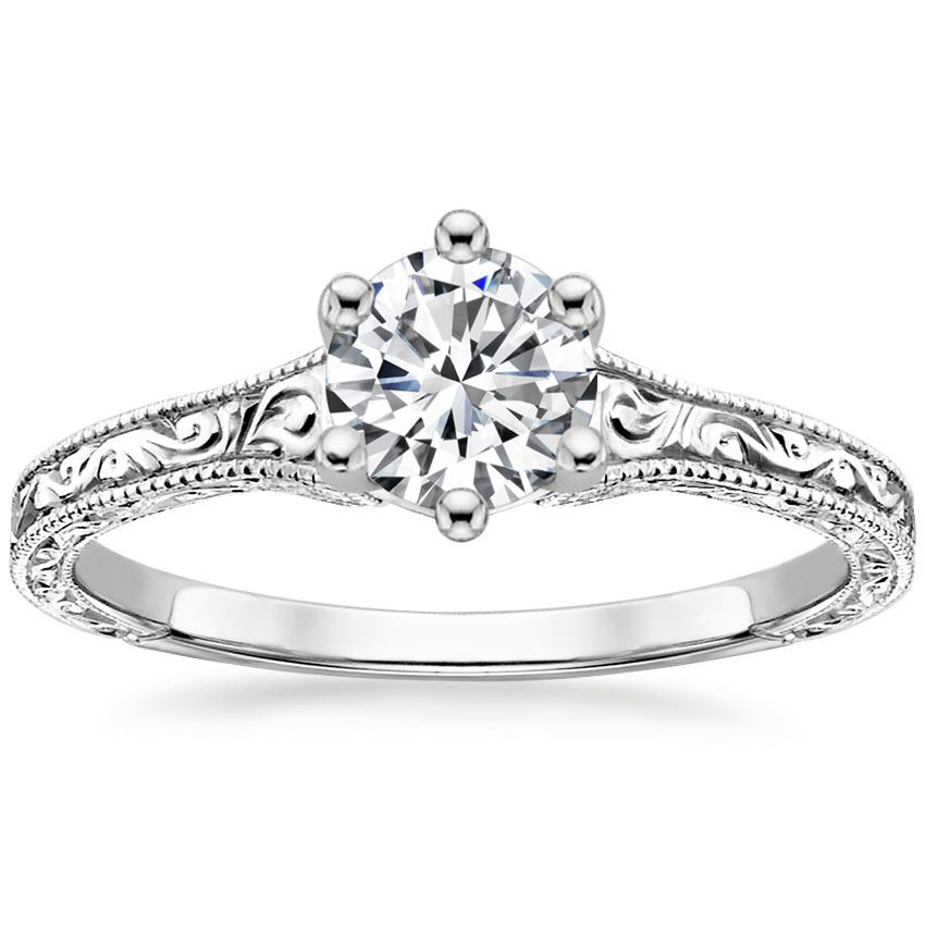 Top Twenty Engagement Rings - HUDSON RING