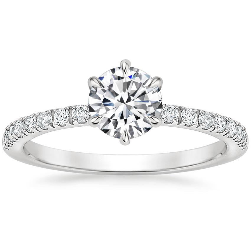Top Twenty Engagement Rings - POPPY DIAMOND RING
