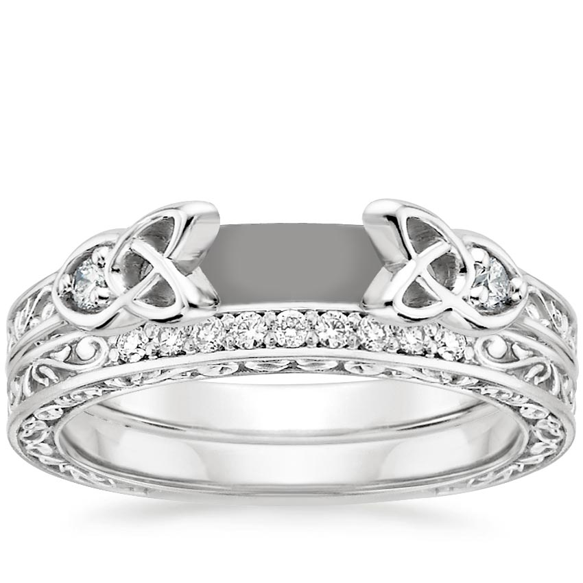rings ladies carat weddings fraser online bands wedding platinum hart ring buy diamond claw set