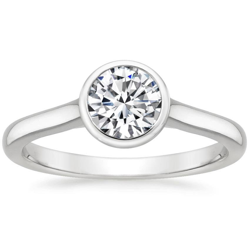 women ring prongless hook and unique prongs tiffany diamond swirl engagement style prong vs ctw for by rings