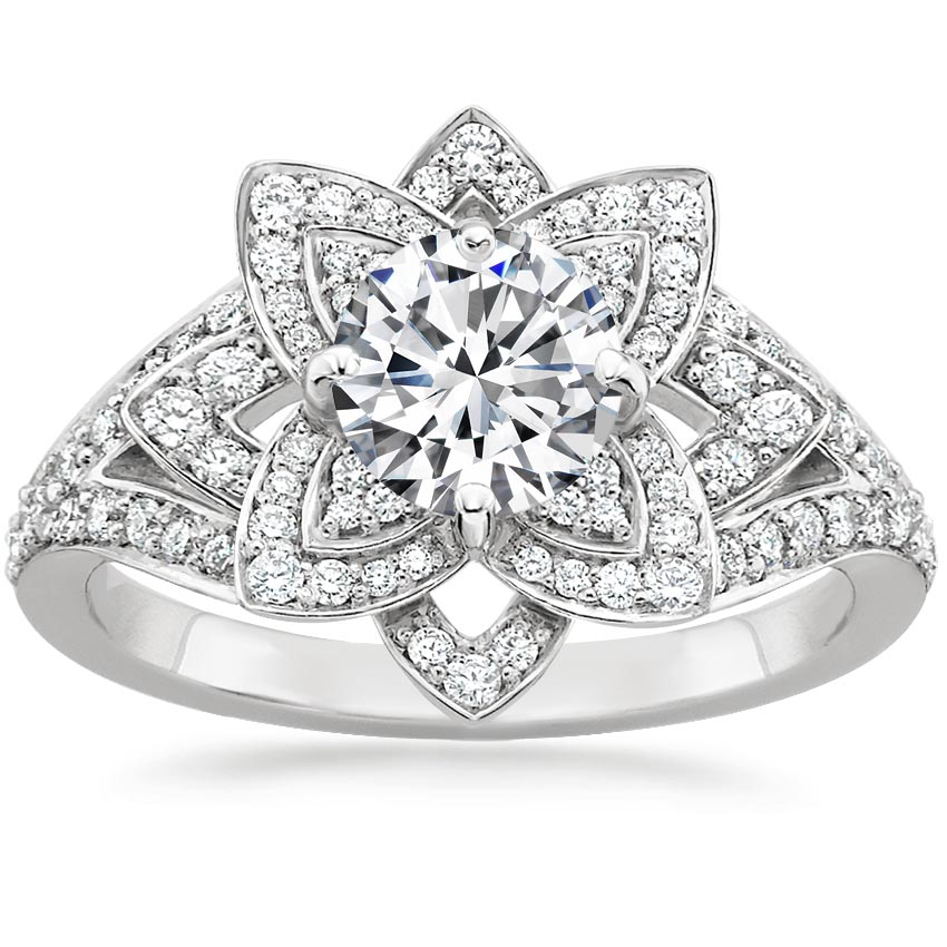 Lily Diamond Ring | Lily | Brilliant Earth