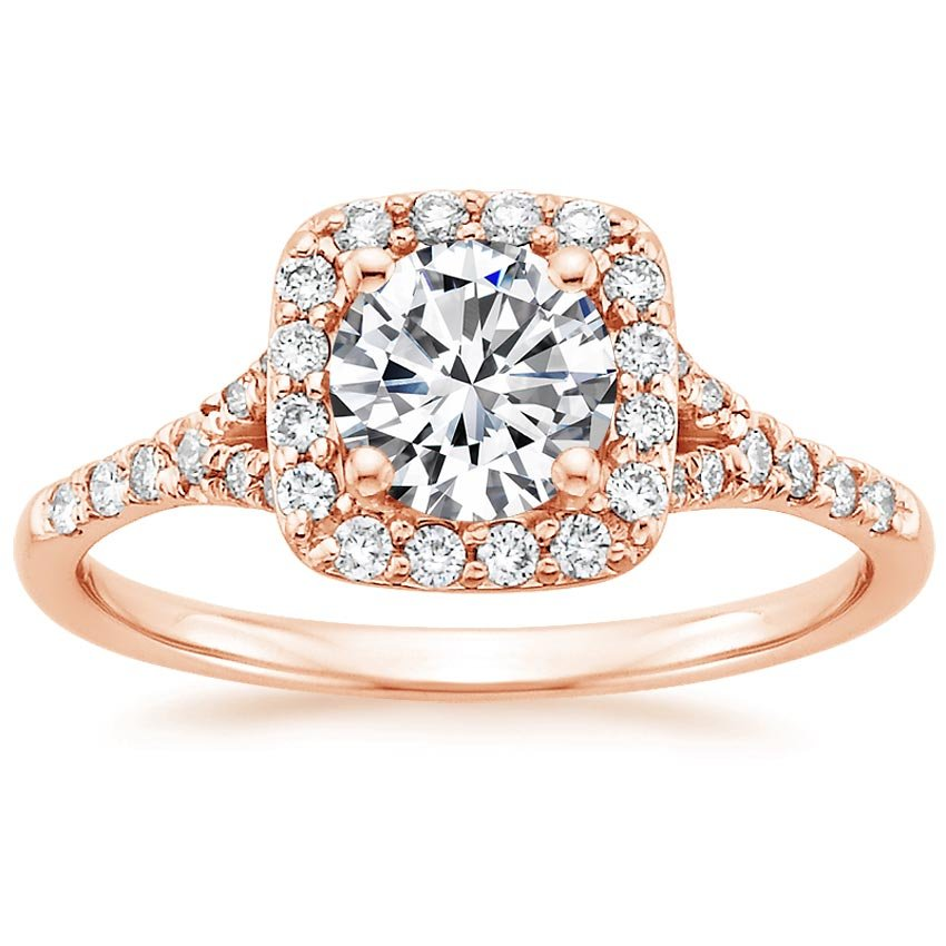 Top Ten Pinned Rings - HARMONY DIAMOND RING
