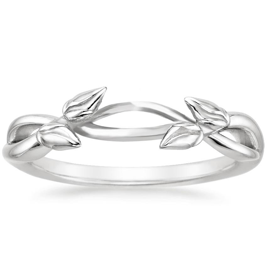 engagement ring il twig wedding and band leaf listing branch rings