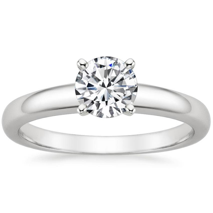 Solitaire Engagement Setting