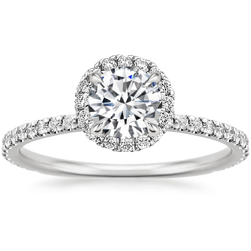 Top Twenty  Engagement Rings - WAVERLY DIAMOND RING (1/2 CT. TW.)
