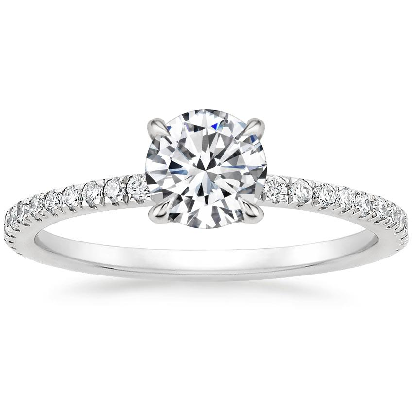 Top Twenty Engagement Rings - VIVIANA DIAMOND RING (1/3 CT. TW.)