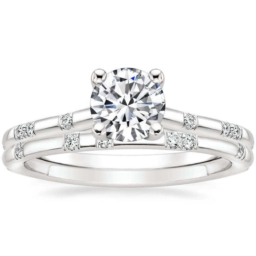 18K White Gold Astra Diamond Ring with Astra Diamond Ring