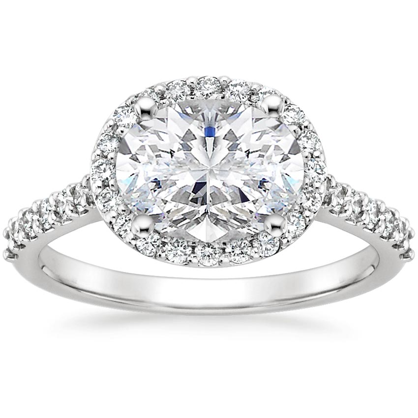 sofia band paired diamond engagement pin halo pav moissanite a ring free rings wedding with carat oval conflict