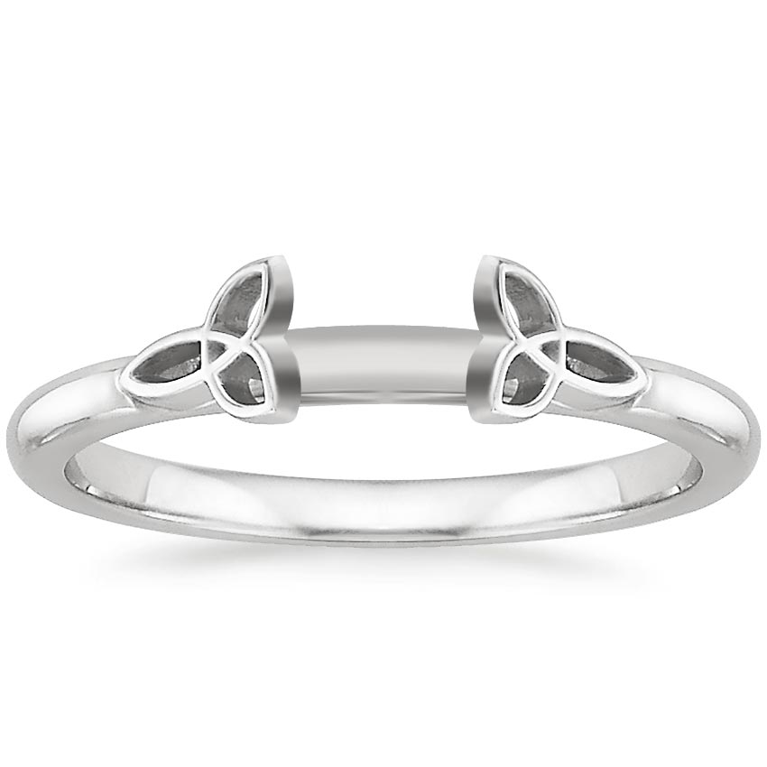 Celtic Love Knot Ring Brilliant Earth Engagement Ring Settings