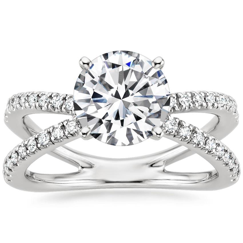 Bisou Engagement Ring