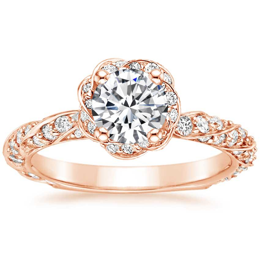 Top Twenty Engagement Rings - CORDOBA DIAMOND RING