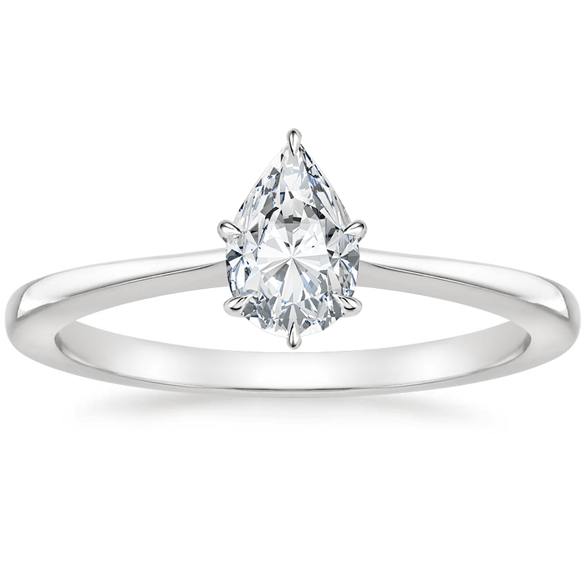 Top Twenty  Engagement Rings - ELLE RING