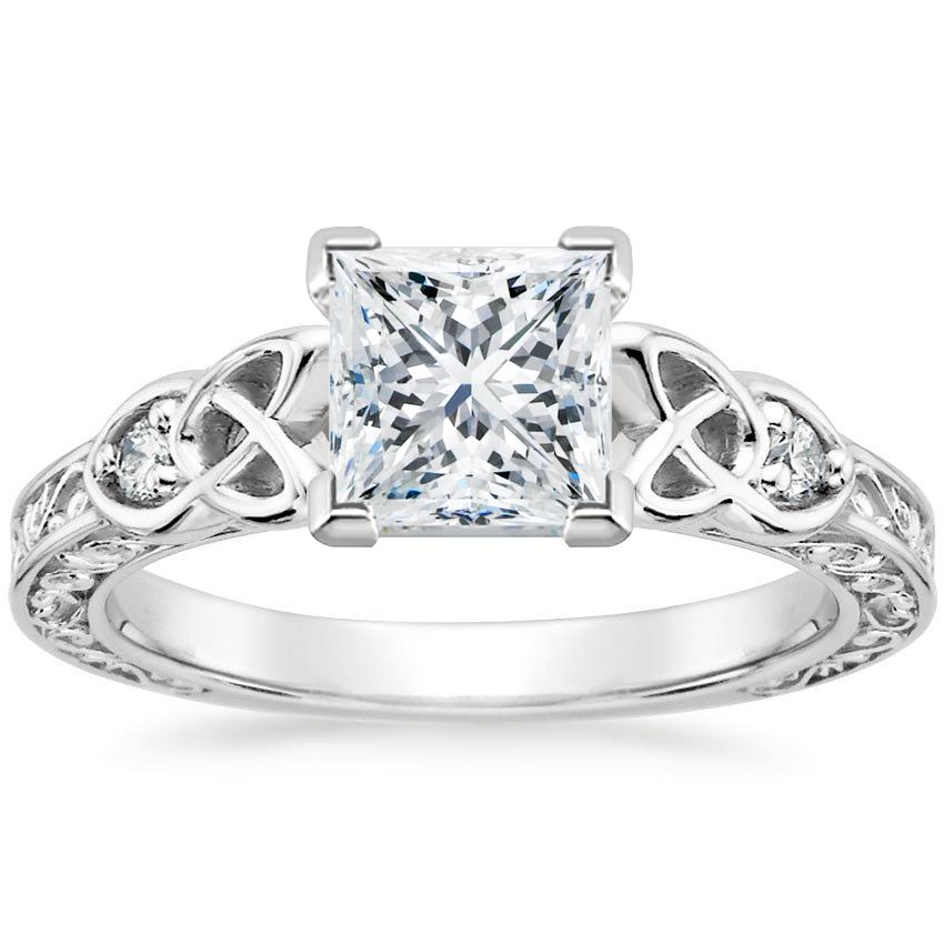 Top Twenty Engagement Rings - ABERDEEN DIAMOND RING