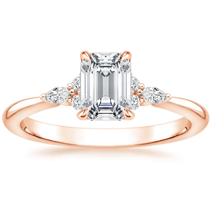 Top Twenty  Engagement Rings - NADIA DIAMOND RING