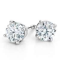 Top Twenty Holiday Gifts - CREATE YOUR OWN DIAMOND EARRINGS