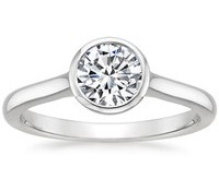Top Engagement Rings - Luna Ring