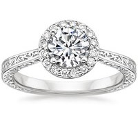 Top Engagement Rings - Contessa Ring