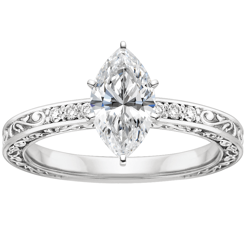How to Choose a Diamond Cut Shape Engagement Ring Guide