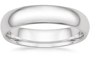 types of mens wedding bands - Wedding Ring Types
