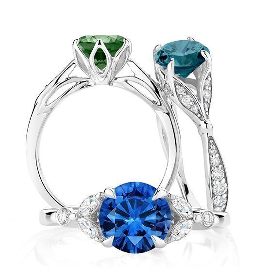 Learn About Sapphires Brilliant Earth