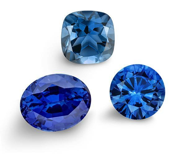 ceylon sapphire over one hand natural mined blue radiant carat n madgascar unheated certified weighing royal cut in