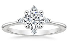 Luminesce Diamond Ring