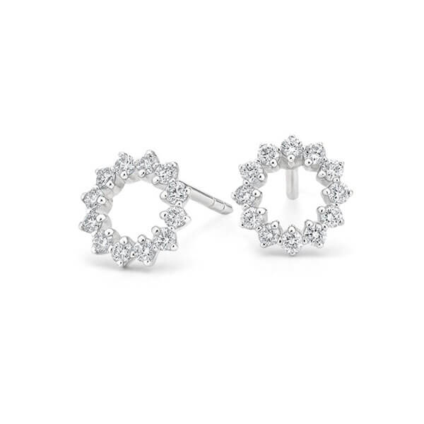 Enchant Diamond Earrings