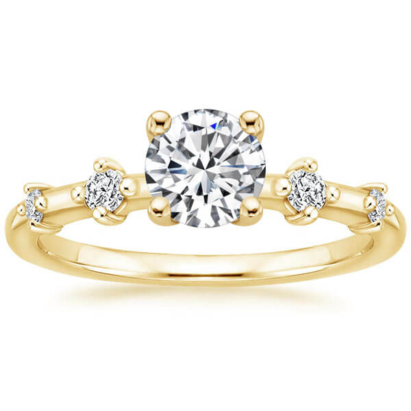 Poetica Diamond Ring