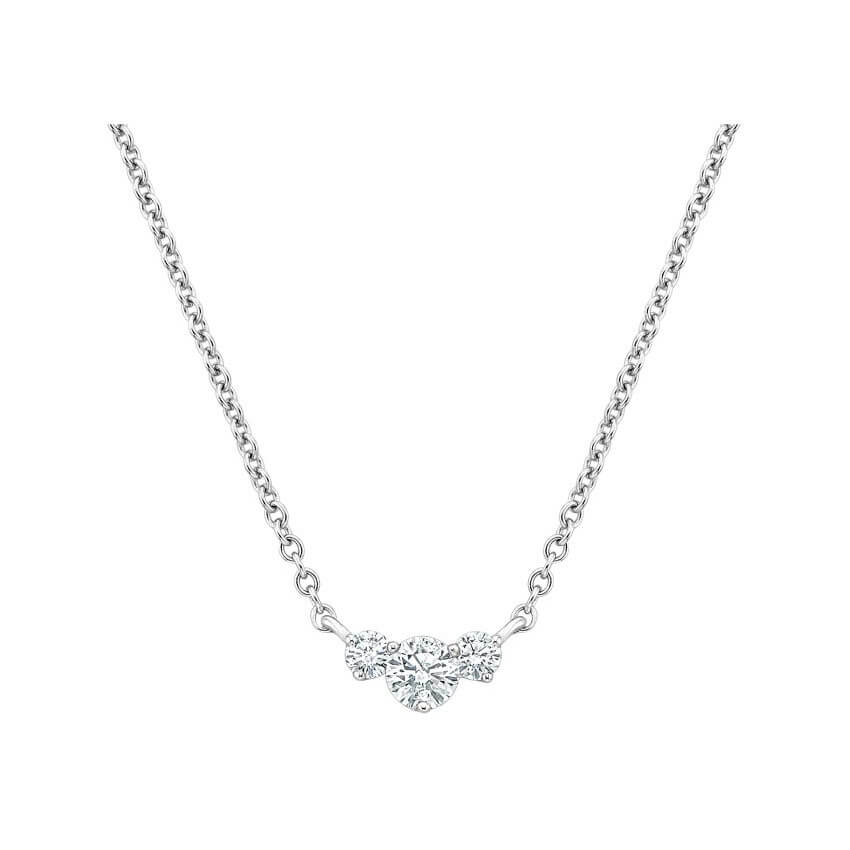 Trio Diamond Pendant
