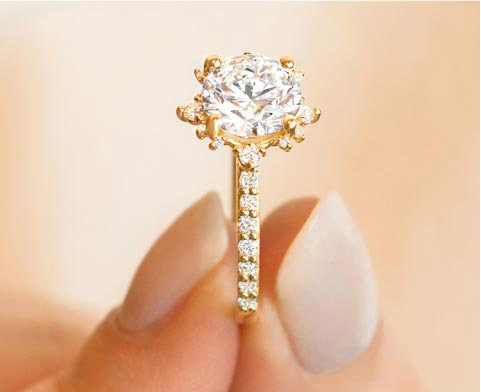 Arabella Diamond Ring