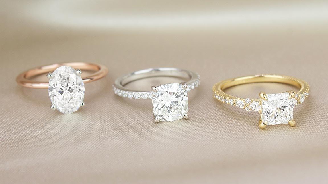 Diamond Jewelry   Brilliant Earth